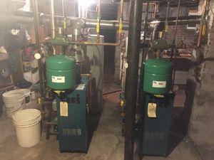 Vendo reparo boiler con y sin Lisencia for Sale in Somerville, MA