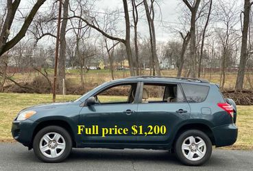 👑📗$1200 URGENT I sell my 2010 Toyota RAV4 📗Runs and drives great. for Sale in Westminster,  CO