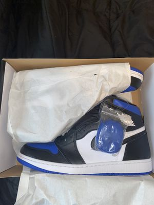 ROYAL TOE JORDAN 1 RETRO HIGH SIZE 13 DS for Sale in Tampa, FL