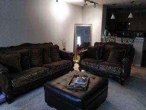 Ashley loveseat and sofa for sale for Sale in Atlanta, GA