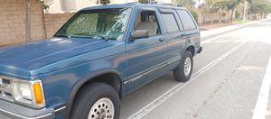 1997 Chevy Jimmy Blazer 4x4 for Sale in Tehachapi, CA