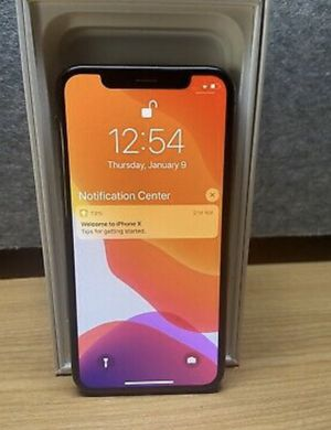 iPhone X for sale (Great condition & no damage) for Sale in Denver, CO