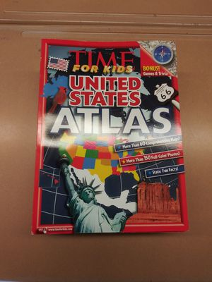 Time Child's US States Atlas Set of 10 for Sale in Chicago, IL