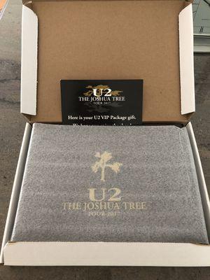U2 Joshua tree tour 2017 for Sale in Los Angeles, CA