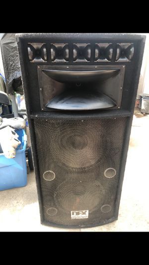 $150, 2DFX speakers (last photo has all the info) for Sale in Los Angeles, CA