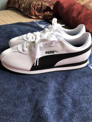 Mens Puma White Original Shoes for Sale in San Diego, CA