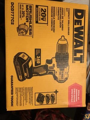 Dewalt 20v ComPact Drill for Sale in Alexandria, VA