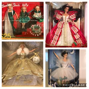 Collectible Barbie Doll Bundle for Sale in Henrico, VA