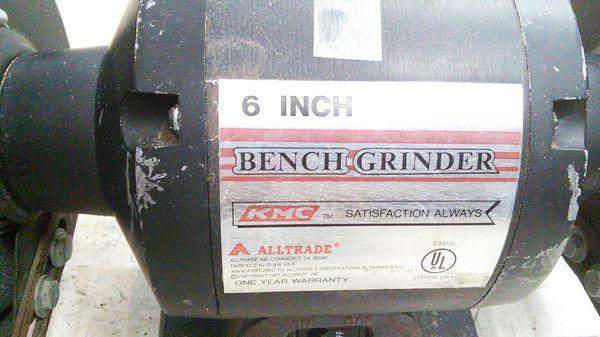 Surprising Bench Grinder Kmc For Sale In Riverside Ca Offerup Short Links Chair Design For Home Short Linksinfo