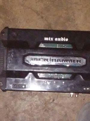 mtx audio Jackhammer JH600 for Sale in Killeen, TX