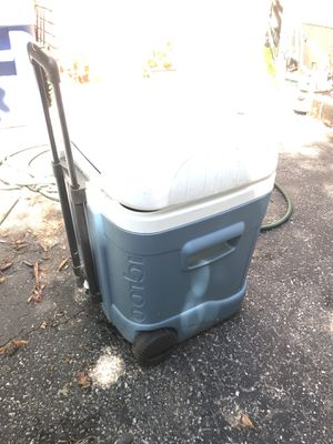 5 day igloo cooler for Sale in Worcester, MA