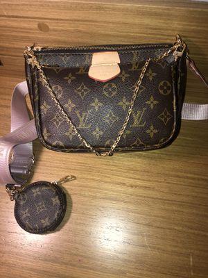 Louis Vuitton Multi Pochette Accessoires Crossbody Bags Handbags Purse for Sale in Beverly Hills, MI