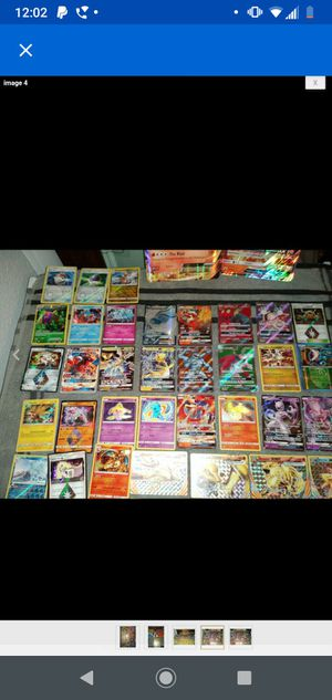 Huge Pokemon Collection!!! Lots of rares! for Sale in San Diego, CA