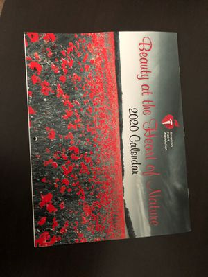 2020 calendar American Heart Association for Sale in Stockton, CA