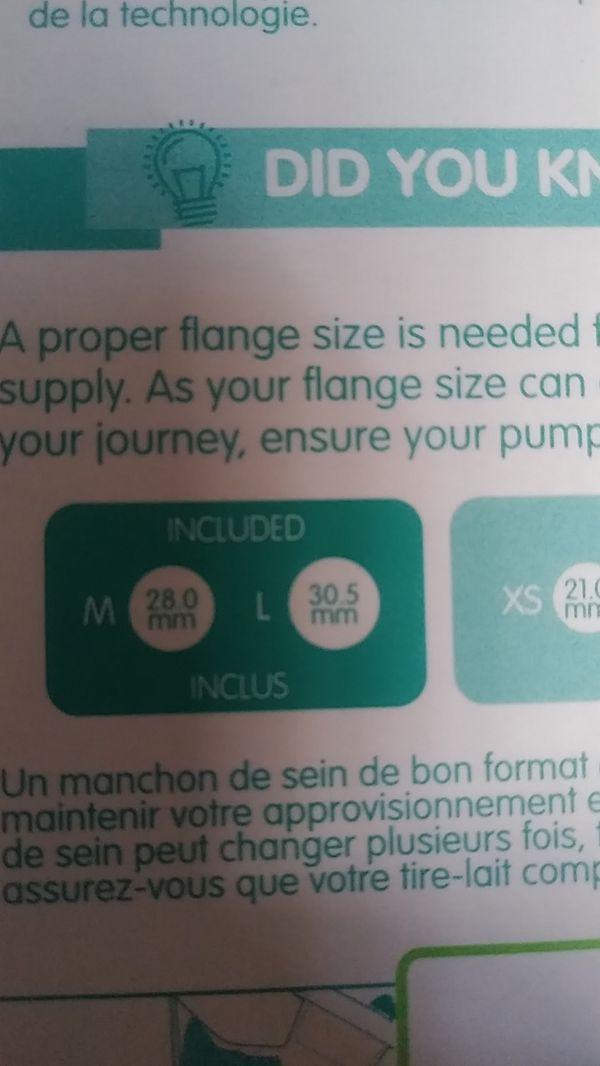 Electric breast pump brand new