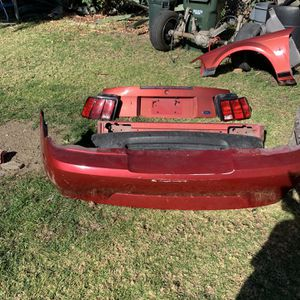 Ford Mustang Bumper for Sale in Fontana, CA