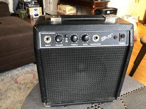 Fender amplifier for Sale in Seattle, WA
