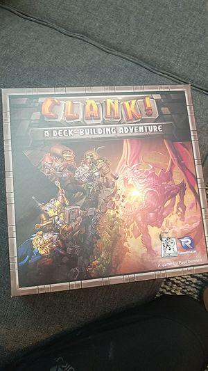 Clank board game for Sale in Sacramento, CA
