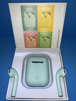 EarPods i12 Mini BLUE for Sale in Los Angeles, CA
