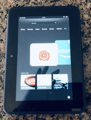 Kindle Fire for Sale in Chandler, AZ