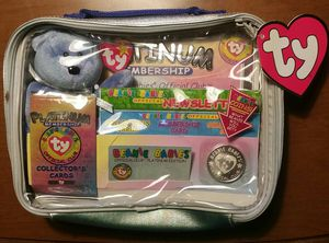 Vintage, un-opened 1999 Reusable Beanie Baby Case for Sale in Hellertown, PA