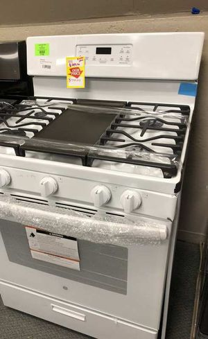 GE Gas Stove 🙈⏰🍂✔️⚡️⚡️🔥😀🙈⏰🍂✔️⚡️🔥😀🙈⏰🍂✔️ Appliance Liquidation!!!!!!!!!!!!!!!!!!!!!!!!!!!!!!!!!!!!!!! YYT for Sale in Austin, TX