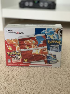 Nintendo 3DS - 20th Anniversary Pokémon Edition - Brand New for Sale in Pittsburgh, PA