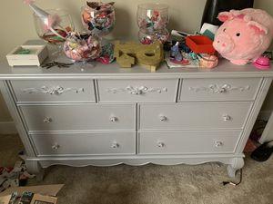 Crib and Dresser for Sale in Denver, CO