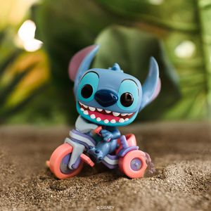 Stitch on Tricycle Funko shop exclusive for Sale in Perris, CA
