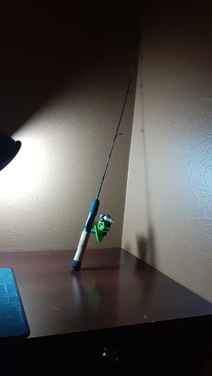 Shakespeare Dock Runner Ugly Stik Fishing Pole for Sale in Aurora, CO