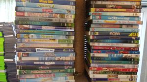 50 kids children's DVD MOVIES all 50 for $25 for Sale in Saint Charles, MO