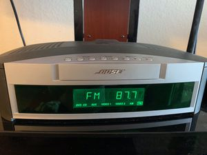 BOSE 321 Home Theater System Series II Media Center DVD Player AV 3-2-1 for Sale in La Costa, CA