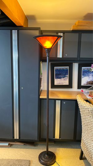 Tall floor lamp for Sale in San Diego, CA