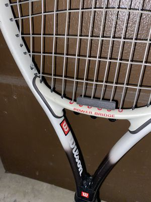Tennis rackets Wilson for Sale in Chicago, IL