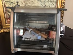 Ronco SHOWTIME ROTISSERIE 5500 ST5500SSDRM Stainless Steel + accessories for Sale in Muscatine, IA