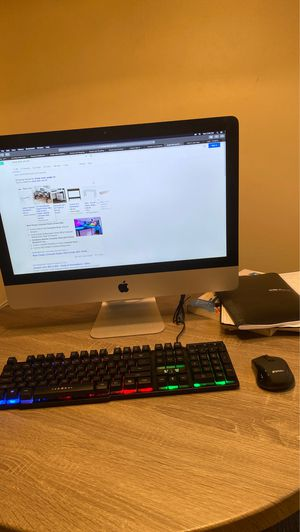 Apple IMac 2014 for Sale in Detroit, MI
