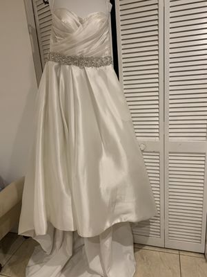 Jacquelin Exclusive Wedding Dress for Sale in Miami, FL