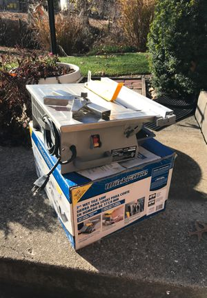 """Workforce 7"""" Wet Tile Saw for Sale in Aliquippa, PA"""