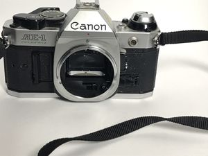 Vintage Canon AE-1 Camera Body for Sale in Norco, CA