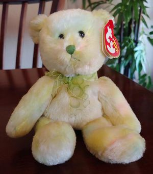 """2007 Ty """"Flora the Bear"""" Beanie Baby for Sale in Kyle, TX"""