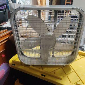 "20"" 3-Speed Box Fan - Holmes for Sale in Escondido, CA"