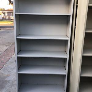 Metal Storage File Shelf Cabinet for Sale in Fullerton, CA
