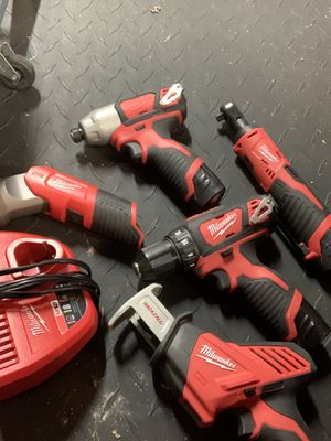 Milwaukee M12 Drill Set for Sale in BETHEL, WA