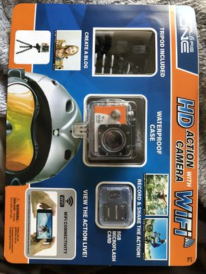 Go pro type camera for Sale in San Diego, CA