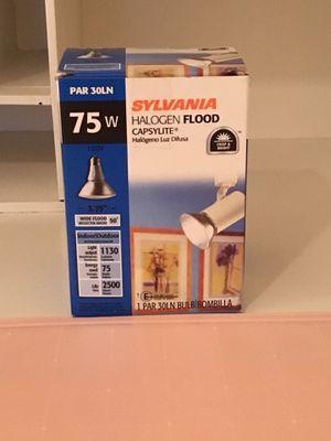 75W Halogen Light Bulb for Sale in Herndon, VA