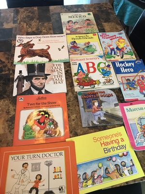 12 children books k-2nd grade for Sale in Nolanville, TX