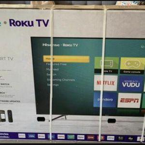 "65"" Hisense 4K Roku Smart TV for Sale in South Gate, CA"