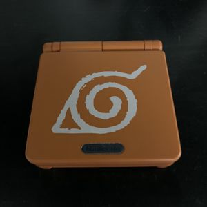 Naruto Edition GBA SP for Sale in Traverse City, MI