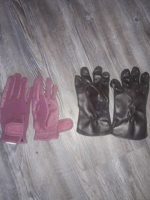 BRAND NEW RIDING GLOVES for Sale in Bakersfield, CA