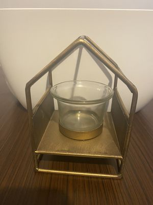 Bronze Home Candle Holder for Sale in Tallahassee, FL